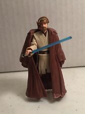 Star Wars Revenge Of The Sith Obi-wan Kenobi Jedi Master Pilot Loose Mint