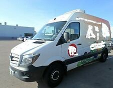 Mercedes-Benz: Sprinter Refrigerated Cargo Van Walk in -Tk300+ Standby