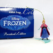 Grolier Frozen Disney Princess Anna President's Edition Ornament Early Moments