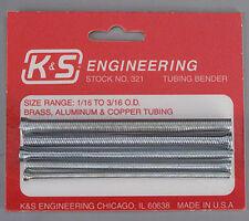 NEW K&S Tubing Bender Kit 321
