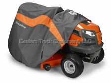 Husqvarna Tractor Riding Lawn Mower Full Size Nylon Waterproof Protective Cover