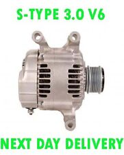 JAGUAR S-TYPE 3.0 V6 1999 2000 2001 2002 2003 2004 2005 & GT 2007 rmfd ALTERNATORE