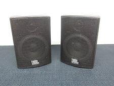 JBL 145 2-Piece Satellite Surround Sound Speakers - Very Nice Sound Rare