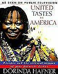 United Tastes of America, Dorinda Hafner, New Book