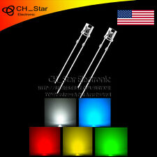 5colors 500pcs 5mm LED Diodes Flat top Red/Green/Blue/Yellow/White Mix Kits
