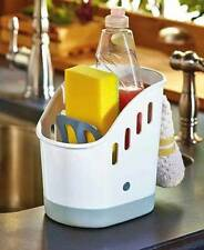 Sink Kitchen Caddy Storage Sponge Soap  Utensils Holder Bathroom Cabinet Tidy