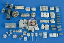 Verlinden 1/35 M24 Chaffee Tank Stowage and Accessories Set [Resin Update] 2046