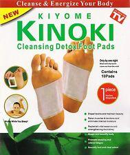 100 PCS Detox Foot Pads Patch Detoxify Toxins Fit Health Care Detox Pad