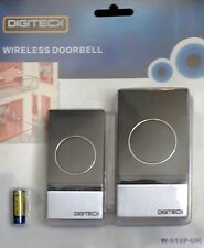 A0-WIRELESS 32 MELODY PLUG-IN DOOR CHIME DOORBELL