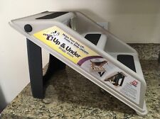 UP And UNDER Pet Stairs Cat Dog Puppy Ramp Steps AS SEEN ON TV