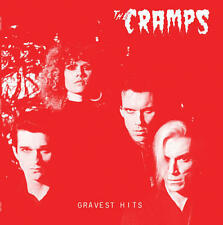 The Cramps - Gravest Hits EP REISSUE NEW / LIMITED EDITION RED VINYL Human Fly