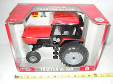 Case IH Tractor With Cab  By Ertl  1/16th Scale