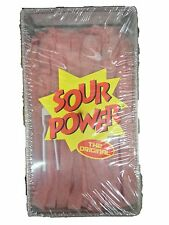 Dorval Sour Power Strawberry Candy Belts! Sour Power Belts!- 150 Count!