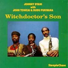 Witchdoctor's Son by Johnny Dyani (CD, SteepleChase)