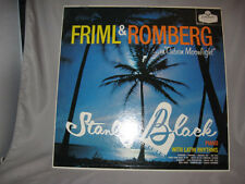 STANLEY BLACK Friml & Romberg in Cuban Moonlight LP London LL3147