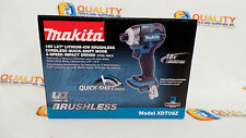 Makita XDT09Z 18V LXT Li-Ion Brushless Quick-Shift Mode 3-Speed Impact Driver