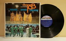 Diana Ross & The Supremes The Temptations TCB LP 1968 Motown Records MS-682