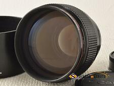 Canon NEW FD 85mm F1.2 L [EXCELLENT] from Japan (8977)