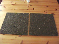 DARK CORKBOARD WALL TILES