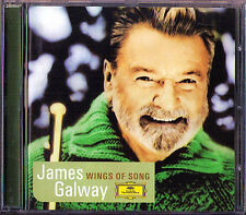 James GALWAY WINGS OF SONG A Lord of the Rings Satie Gymnopedie Casta Diva CD