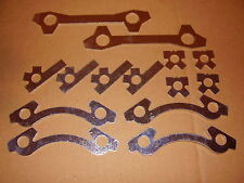 Mk1 Escort AVO TwinCam Mexico RS1600 RS2000 Front End Lock Tab Set