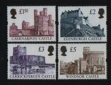GB 1997 Castles Stamps ~Enschede~ to £5~4 Values ~Unmounted Mint~UK Seller