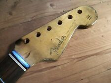 Rosewood Strat Custom Relic Project Neck  Holiday Sale