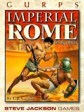 GURPS Imperial Rome (GURPS: Generic Universal Role Playing System), C. Carella,