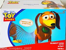 Toy Story Slinky Dog Large Type New 18m+