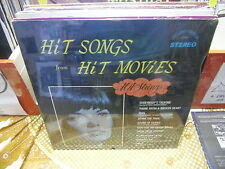101 Strings Hit Songs From Hit Movies vinyl LP Sealed Alshire Records Stereo