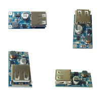 5Stk Mini DC-DC USB 0.9V-5V to 5V Boost Step-up Power Supply Module PFM Control