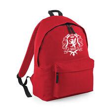 Wales Rucksack Welsh Rugby Backpack Dragon Sport Bag Red Ruck Sack Back Pack New