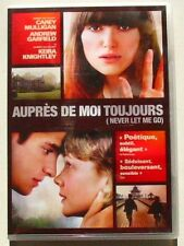 DVD AUPRES DE MOI TOUJOURS - Carey MULLIGAN / Andrew GARFIELD / Keira KNIGHTLEY