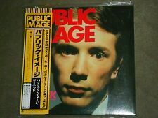 Public Image: First Issue by Public Image Ltd. Japan Mini LP PIL John Lydon