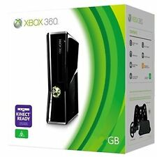 Xbox360 Slim Consola (PAL) 4GB Negro Mate