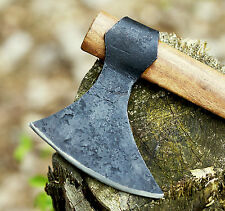 Blacksmith HAND FORGED Tactical Vikings Tomahawk War Battle AXE Throwing Hatchet