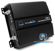 OPEN BOX IA5.1 INCRIMINATOR AUDIO 1 CH CLASS D 900W MAX SUBWOOFER AMPLIFIER