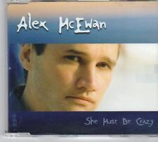 (DY497) Alex McEwan, She Must Be Crazy - 2005 CD