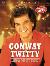 Linda on My Mind by Conway Twitty, New DVDs