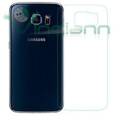 Pellicola protettiva posteriore TRASPARENTE p Samsung Galaxy S6 G920F retro back