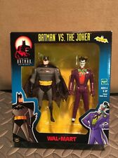 New Batman Adventures Batman vs The Joker 2-pack Walmart Exclusive Hasbro 2001
