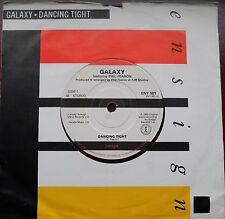 """GALAXY DANCING TIGHT 7"""" VINYL RECORD ENY 501 - VG+ Condition - Original Sleeve"""