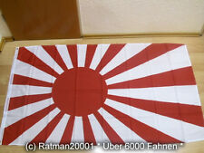 Fahnen Flagge Japan Alt Rising Sun - 90 x 150 cm