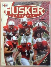 Nebraska Huskers vs Troy State Game Program Magazine 2003
