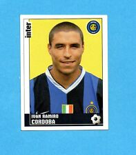 PANINI CALCIATORI 2006-2007- Figurina n.160- CORDOBA - INTER -NEW