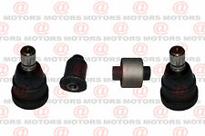 2 Lower Ball Joints 2 Lower Control Arm Bushings Right Left Tribute Ford Escape