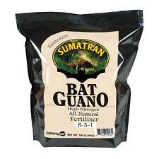 Sunleaves Sumatran Bat Guano, 5 lb