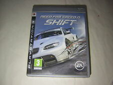 playstation 3  Need for Speed shift  PS3
