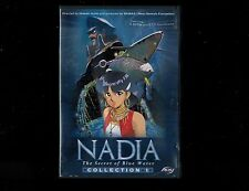 Nadia: Secret of the Blue Water - Collection: Vol. 1 (5-Disc Anime Box Set)