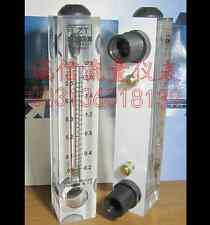 "Water Liquid Flow 1/2"" PT Thread 0.05-0.5GPM 0.2-2LMPMeter Flowmeter DK"